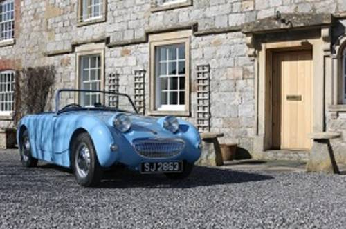 1961 AUSTIN HEALEY MK1 SPRITE FROGEYE For Sale (picture 1 of 6)