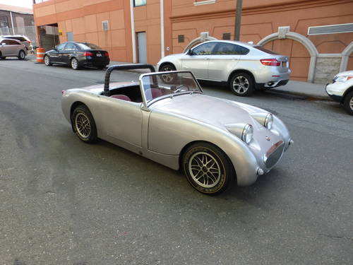 1960 Austin Healey Bugeye 1275 Nice Condition - SOLD (picture 1 of 6)
