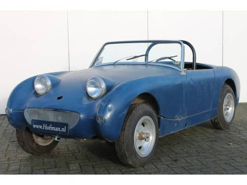 1961 Austin Healey Sprite MK I - Frogeye  For Sale (picture 1 of 6)