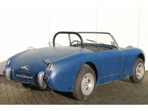 1961 Austin Healey Sprite MK I - Frogeye  For Sale (picture 2 of 6)