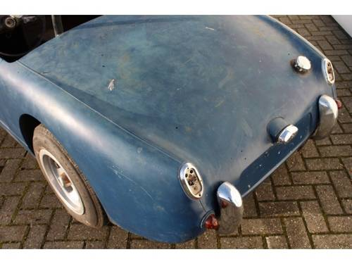 1961 Austin Healey Sprite MK I - Frogeye  For Sale (picture 5 of 6)
