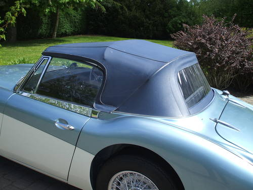 1967 Austin Healey 3000  Mk3   Phase 2 .  SOLD (picture 4 of 6)