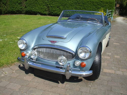 1967 Austin Healey 3000  Mk3   Phase 2 .  SOLD (picture 2 of 6)