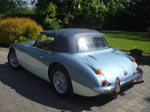 1967 Austin Healey 3000  Mk3   Phase 2 .  SOLD (picture 6 of 6)