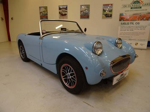 1959 Austin-Healey Sprite Mark I SOLD (picture 1 of 6)