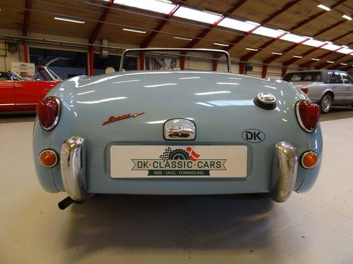 1959 Austin-Healey Sprite Mark I SOLD (picture 3 of 6)