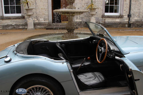 1958 Austin Healey 100/6 BN4 SOLD (picture 6 of 6)