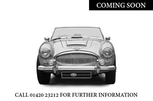 1966 Austin Healey 3000 MKIII BJ8 Phase Two SOLD (picture 1 of 1)