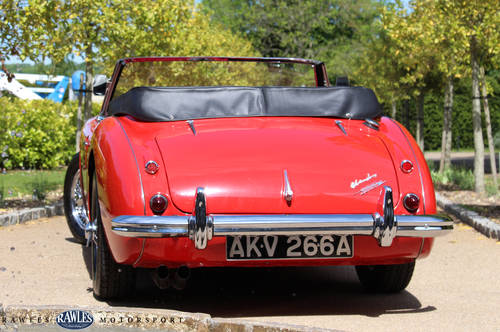 1963 Austin Healey 3000 MKIIA | 2012 Restoration SOLD (picture 4 of 6)