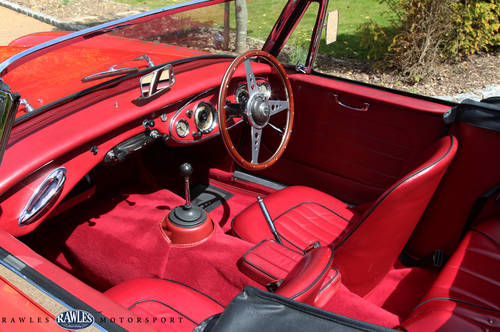 1963 Austin Healey 3000 MKIIA | 2012 Restoration SOLD (picture 5 of 6)