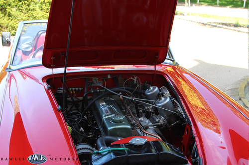 1963 Austin Healey 3000 MKIIA | 2012 Restoration SOLD (picture 6 of 6)