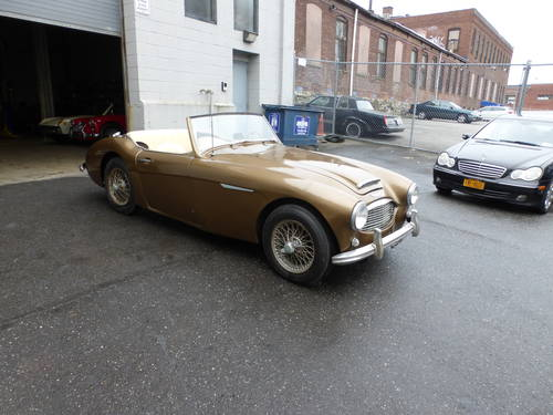 1960 Austin Healey 3000 MKI For Restoration - SOLD (picture 1 of 6)
