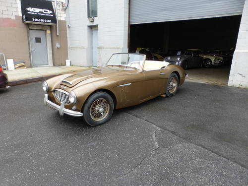1960 Austin Healey 3000 MKI For Restoration - SOLD (picture 3 of 6)