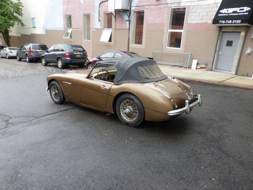 1960 Austin Healey 3000 MKI For Restoration - SOLD (picture 4 of 6)