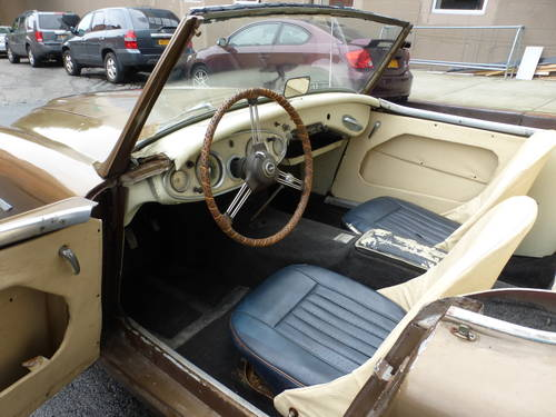 1960 Austin Healey 3000 MKI For Restoration - SOLD (picture 5 of 6)