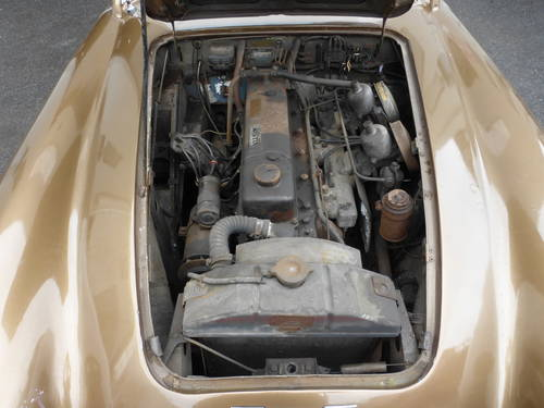 1960 Austin Healey 3000 MKI For Restoration - SOLD (picture 6 of 6)