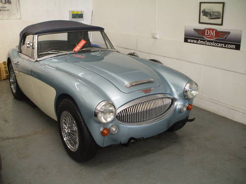 1967 Austin Healey 3000  Mk3   Phase 2 .  SOLD (picture 1 of 1)