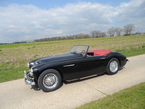 1969 Austin Healey MKII BT7 SOLD (picture 1 of 6)