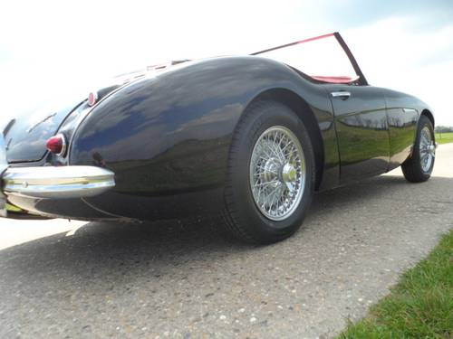 1969 Austin Healey MKII BT7 SOLD (picture 2 of 6)