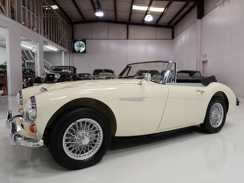 1967 Austin-Healey 3000 Mark III Phase II Roadster For Sale (picture 1 of 6)