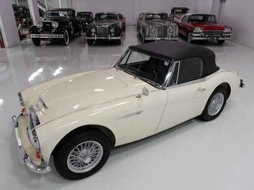 1967 Austin-Healey 3000 Mark III Phase II Roadster For Sale (picture 2 of 6)