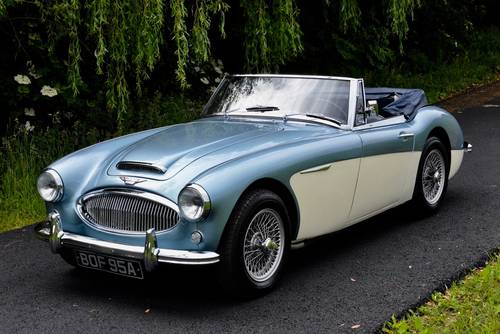 1963 Austin Healey 3000 Mk2 SOLD (picture 1 of 6)