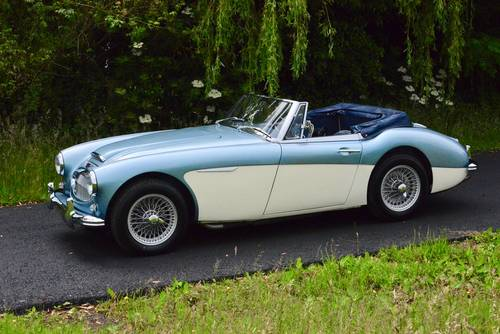 1963 Austin Healey 3000 Mk2 SOLD (picture 2 of 6)