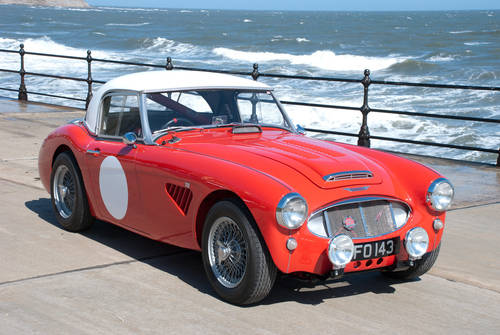 Austin Healey 100/6 1957 Rally replica For Sale (picture 1 of 6)