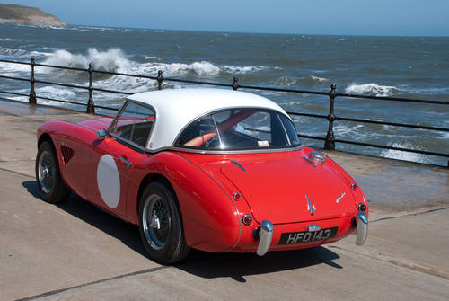 Austin Healey 100/6 1957 Rally replica For Sale (picture 4 of 6)
