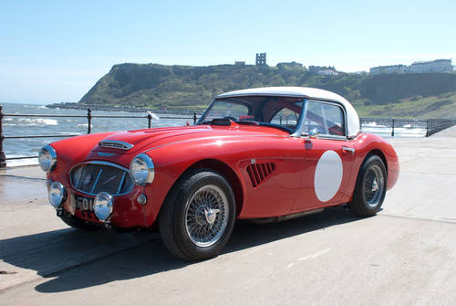 Austin Healey 100/6 1957 Rally replica For Sale (picture 5 of 6)