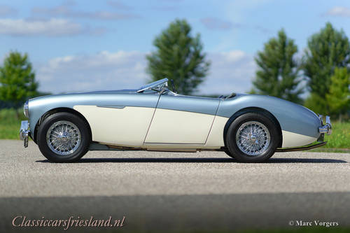 AUSTIN HEALEY 100/4 BN1 1955 - TOP CONDITION SOLD (picture 2 of 6)