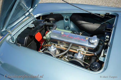 AUSTIN HEALEY 100/4 BN1 1955 - TOP CONDITION SOLD (picture 6 of 6)