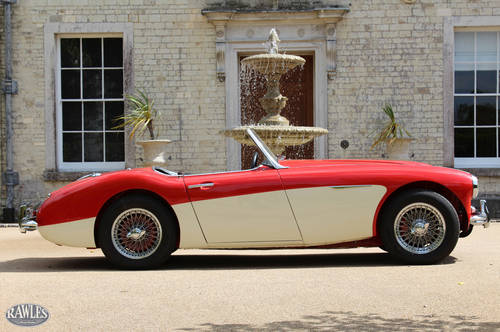 Austin Healey 3000 MKII BN7 | One of 355 Two-Seaters SOLD (picture 2 of 6)
