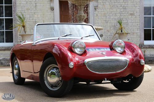 1959 Austin Healey Fogey Sprite | Original Judson Supercharge Car SOLD (picture 1 of 6)