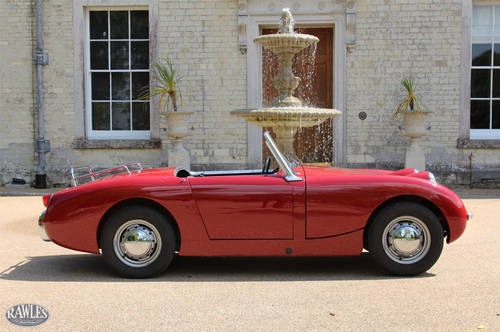 1959 Austin Healey Fogey Sprite | Original Judson Supercharge Car SOLD (picture 2 of 6)