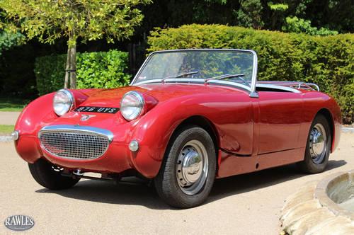 1959 Austin Healey Fogey Sprite | Original Judson Supercharge Car SOLD (picture 4 of 6)