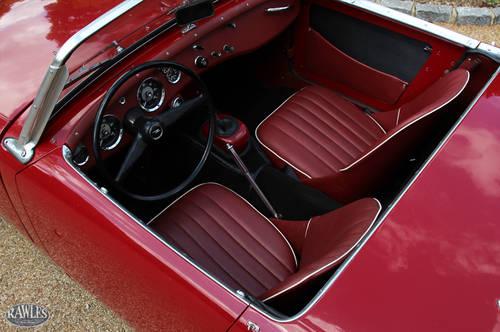 1959 Austin Healey Fogey Sprite | Original Judson Supercharge Car SOLD (picture 5 of 6)