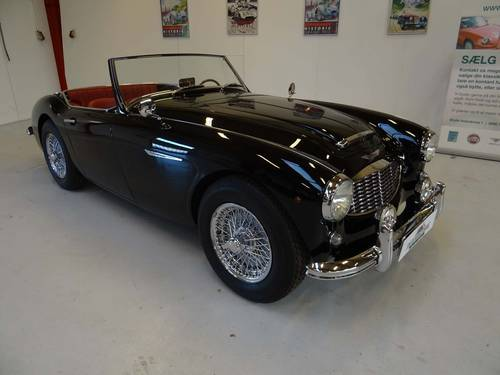 1959 Austin-Healey 100-6 BN4 SOLD (picture 1 of 6)