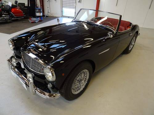 1959 Austin-Healey 100-6 BN4 SOLD (picture 3 of 6)