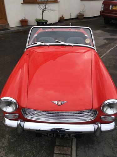 1962 Restored and rare original mk2 sprite For Sale (picture 2 of 6)