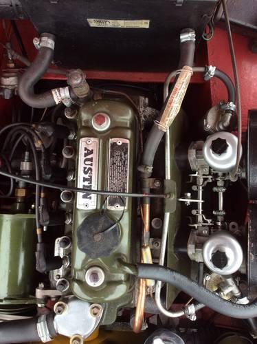 1962 Restored and rare original mk2 sprite For Sale (picture 4 of 6)
