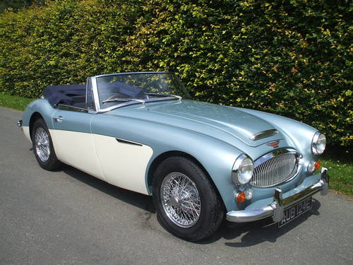 1967 Austin Healey 3000  Mk3   Phase 2 .  SOLD (picture 3 of 6)