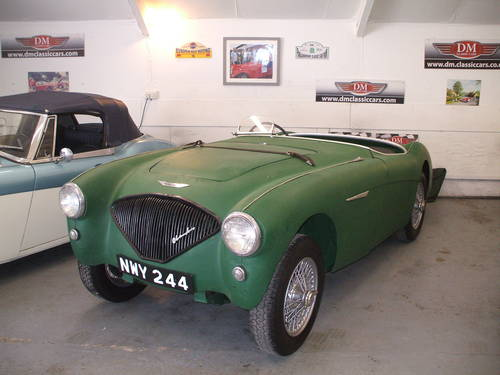 1954 Austin Healey BN1 -  Project Car For Sale . SOLD (picture 1 of 6)