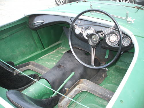 1954 Austin Healey BN1 -  Project Car For Sale . SOLD (picture 2 of 6)