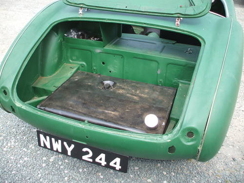 1954 Austin Healey BN1 -  Project Car For Sale . SOLD (picture 5 of 6)