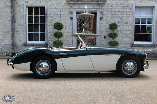 1960 Austin Healey 3000 MKI BN7 | Original RHD & 45kmls from New SOLD (picture 3 of 6)