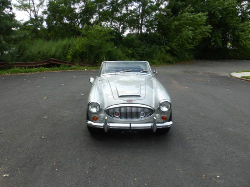 1966 Austin Healey 3000 BJ8 Extremely Presentable- SOLD (picture 2 of 6)