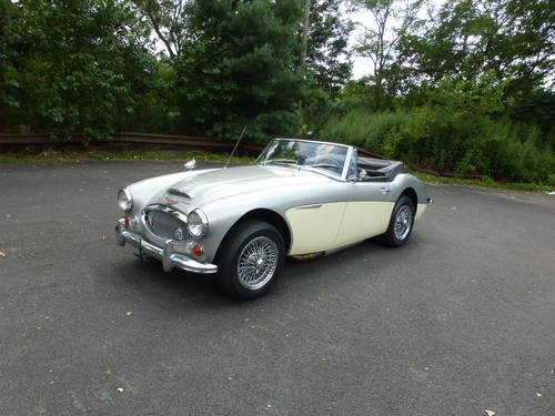 1966 Austin Healey 3000 BJ8 Extremely Presentable- SOLD (picture 3 of 6)