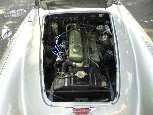 1966 Austin Healey 3000 BJ8 Extremely Presentable- SOLD (picture 6 of 6)