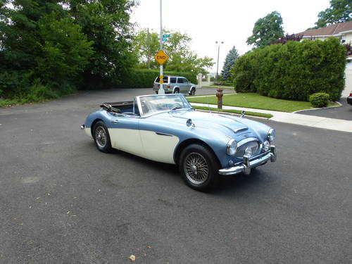1964 Austin Healey 3000 MK-III BJ8 A Driver - SOLD (picture 1 of 6)
